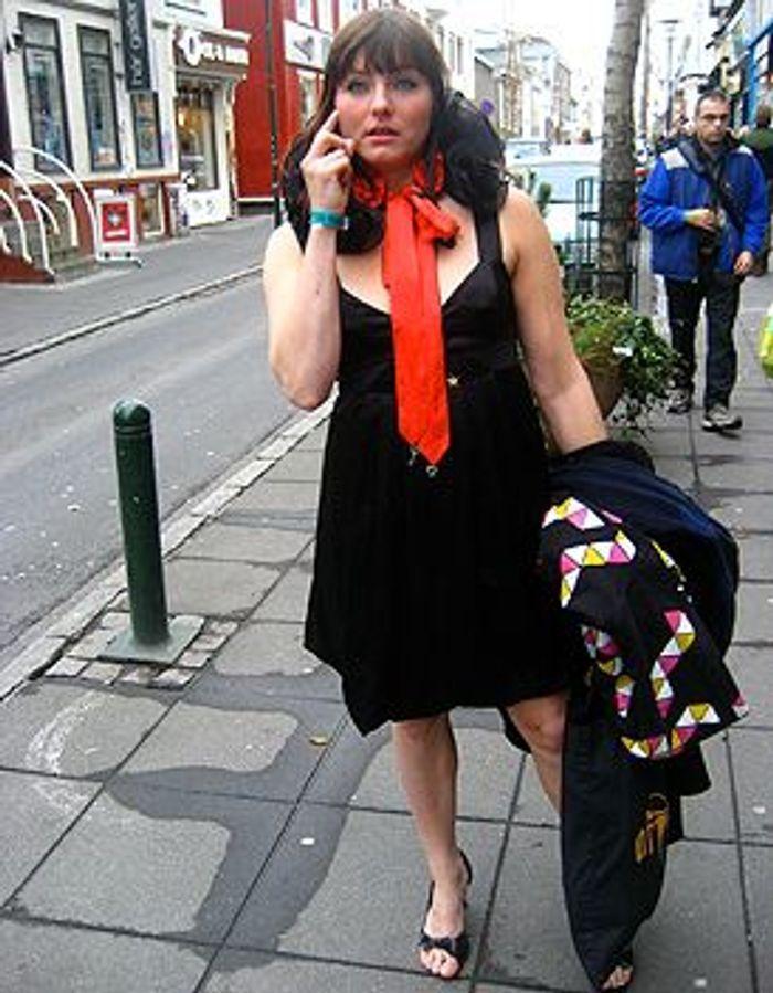 Diva De La Rosa 27 Ans Fashionistas From Reykjavik Elle