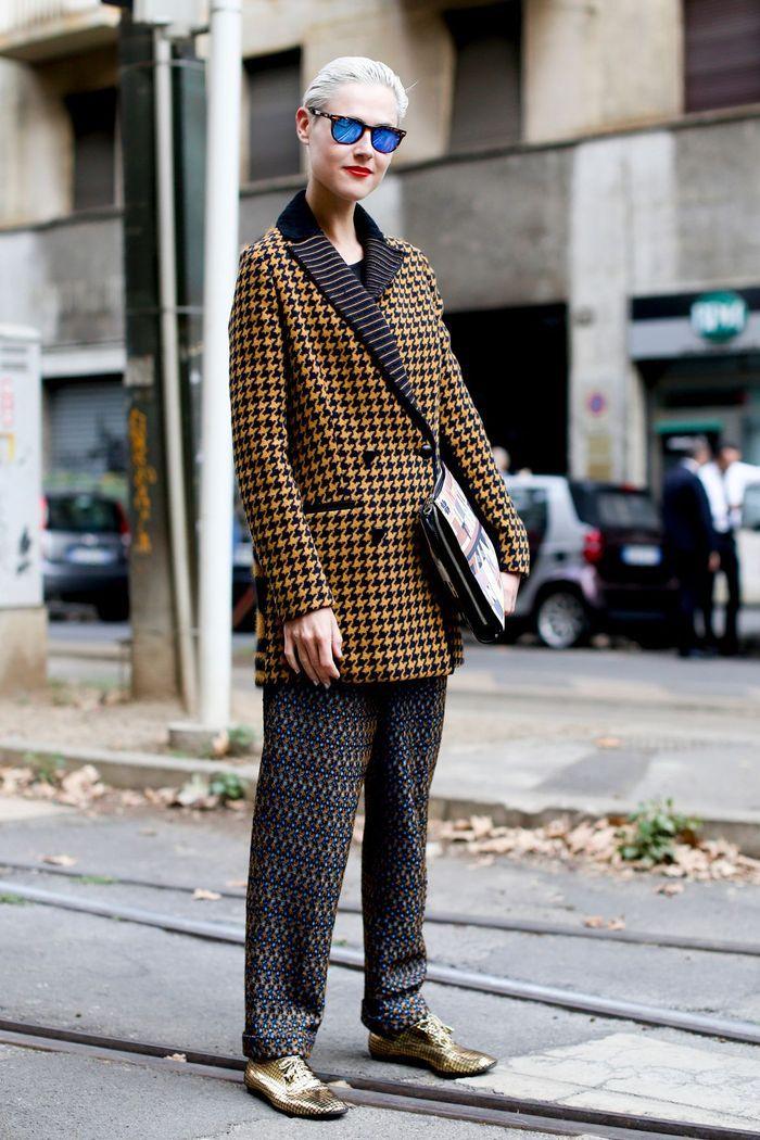 Street Style : Elles Portent