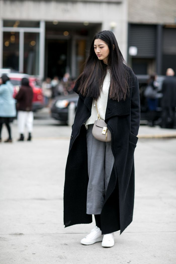 Look week end street style 20 looks pour un week end for Le style minimaliste