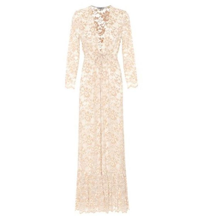 Robe glamour Ganni