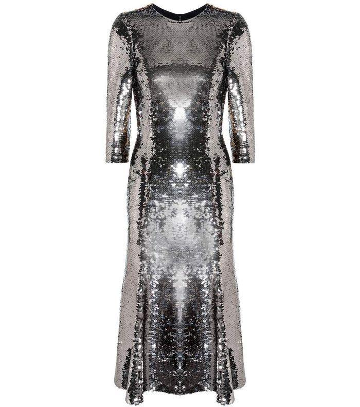 robe paillettes dolce gabbana 20 robes paillettes pour un look waouh elle. Black Bedroom Furniture Sets. Home Design Ideas