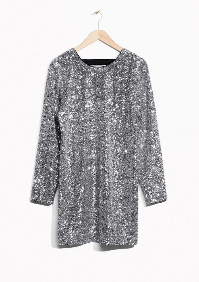 robe paillettes other stories 20 robes paillettes pour un look waouh elle. Black Bedroom Furniture Sets. Home Design Ideas