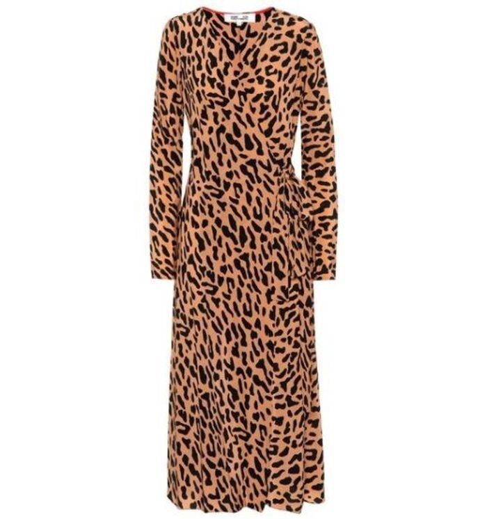 Robe automne Diane Von Furstenberg