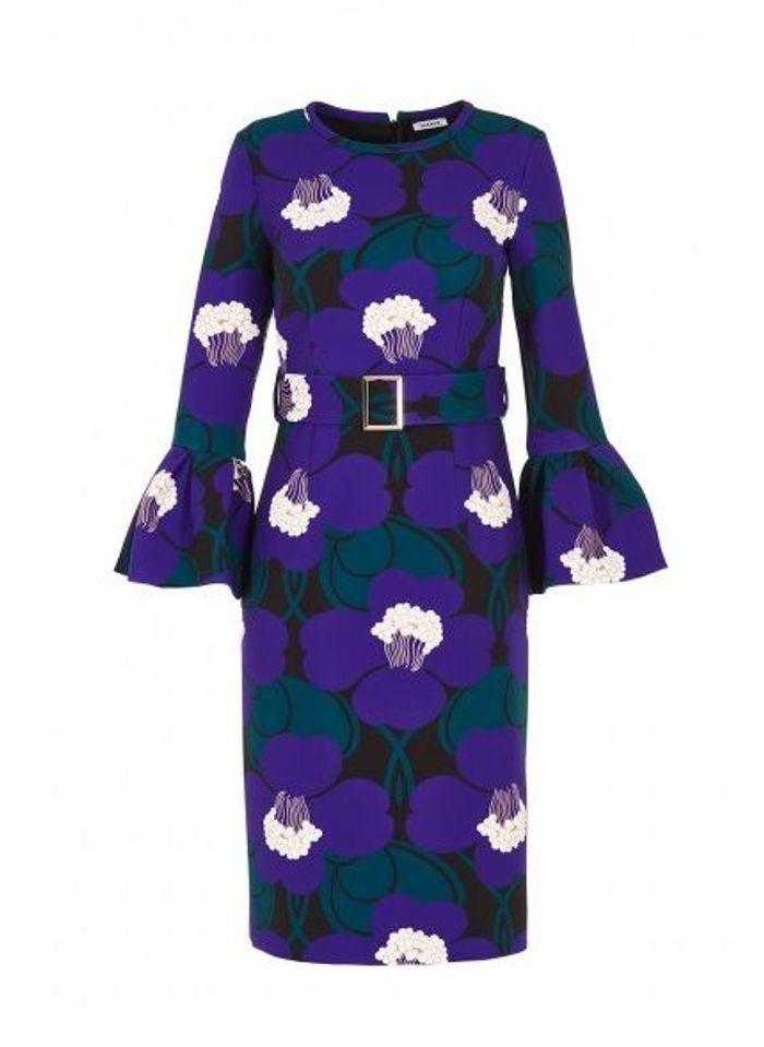 Robe automne Parosh