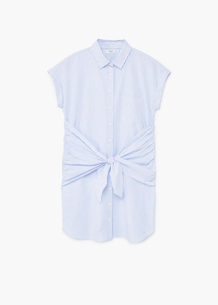 Robe-chemise Mango