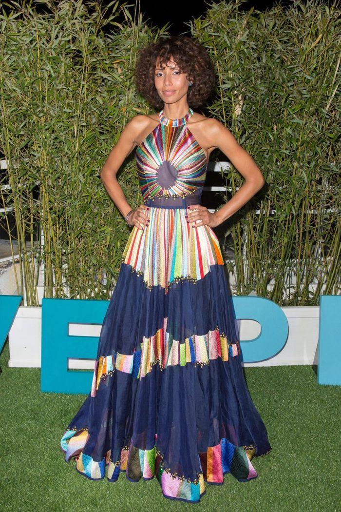 La robe solaire de Sonia Rolland