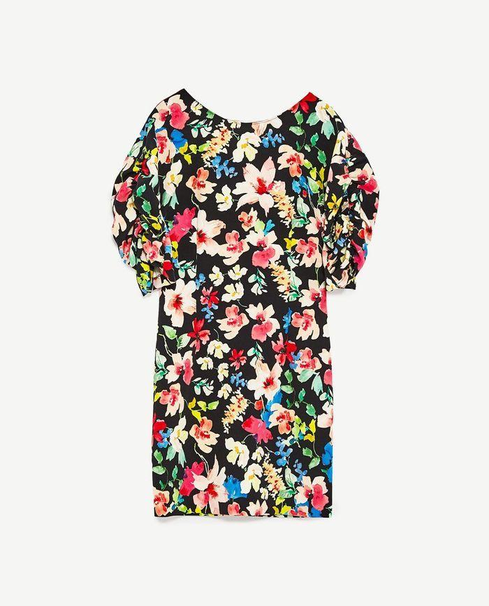 Robe soldée Zara