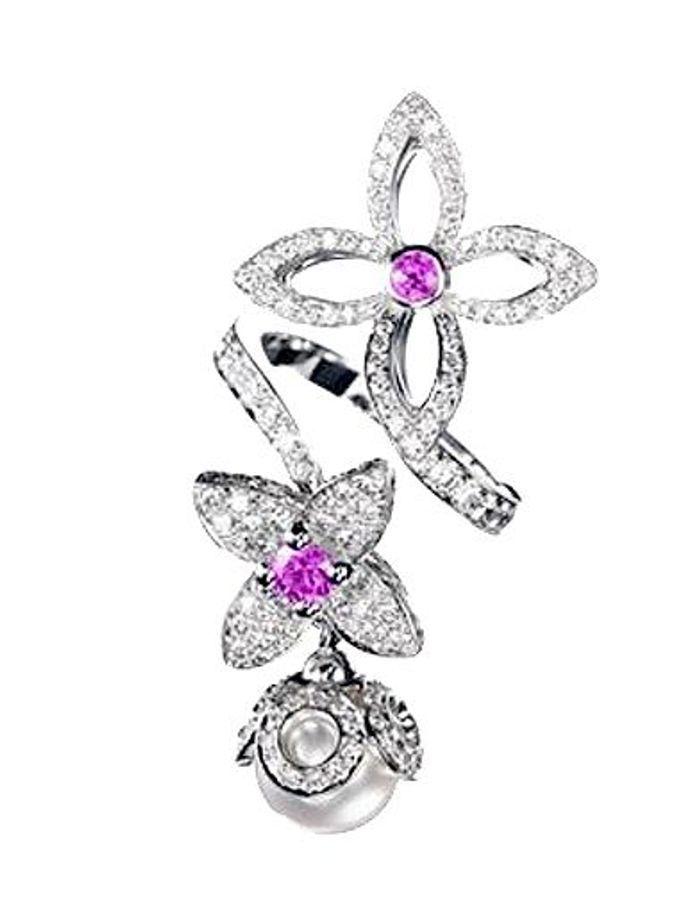 mode guide shopping bijoux joaillerie luxe louis vuitton bijoux nos coups de coeur elle. Black Bedroom Furniture Sets. Home Design Ideas