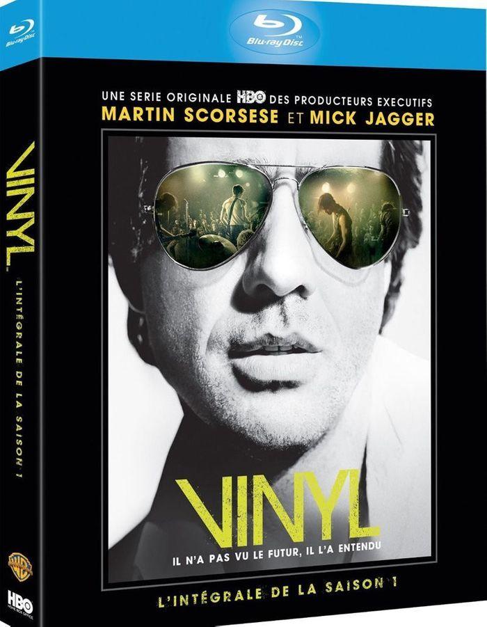 Coffret de la série « Vinyl »