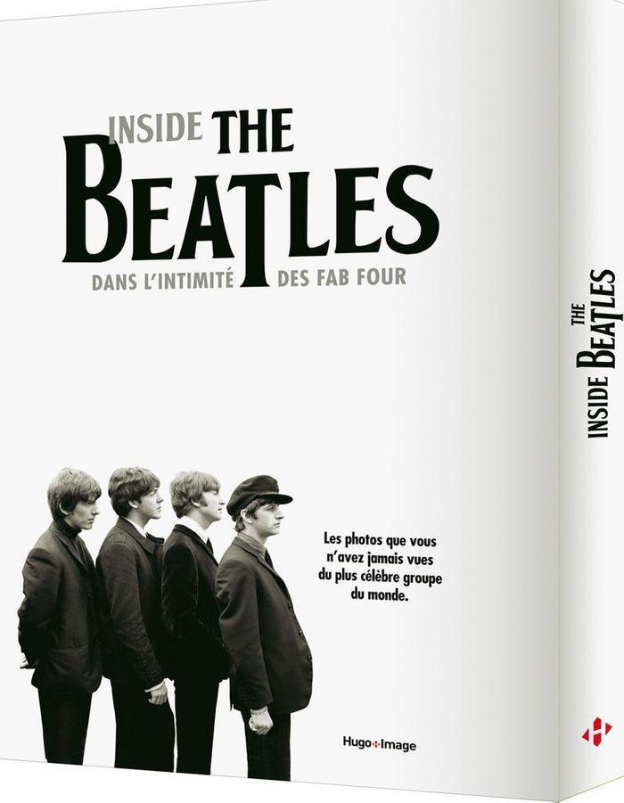 « Inside the Beatles : dans l'intimité des Fab Four » de  Jo Adams