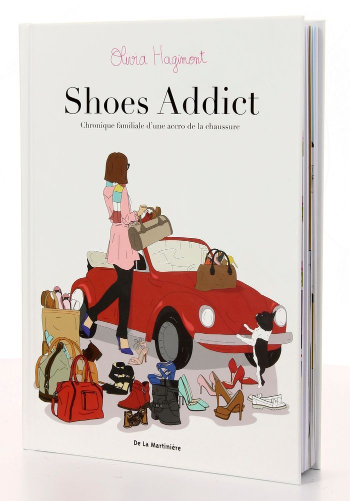 Livre Shoes Addict