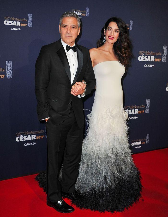 Les bébés de George et Amal Clooney