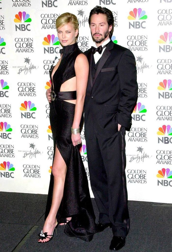 Keanu Reeves - Charlize Theron : 42 ans de glamour en ...