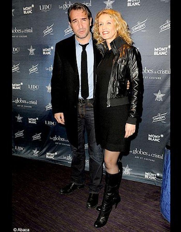 Alexandra lamy jean dujardin couples people l amour for Lamy dujardin
