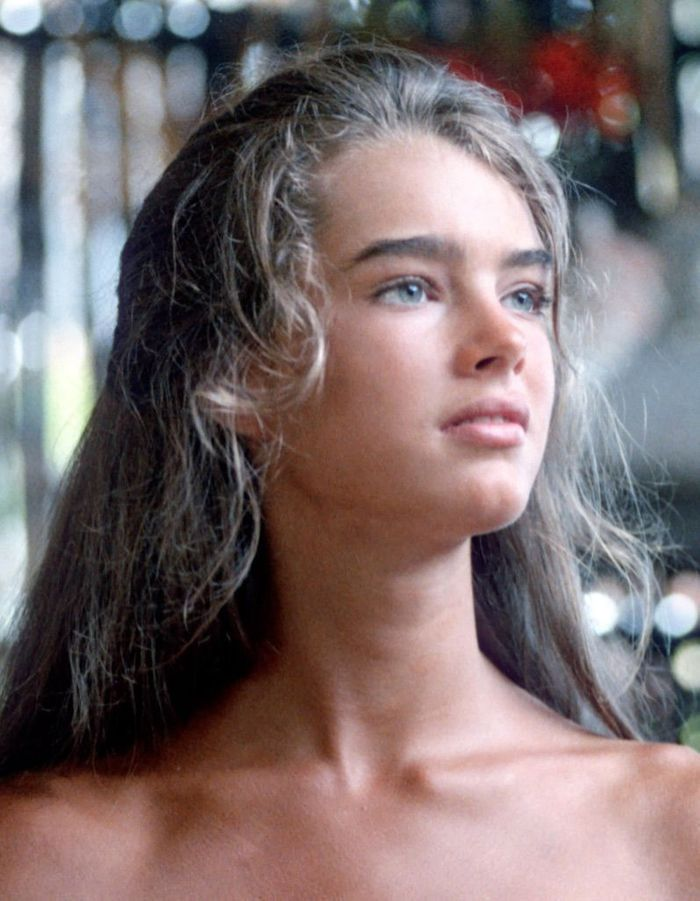 Brooke shields les plus belles femmes du monde elle - Plus belle photo du monde ...