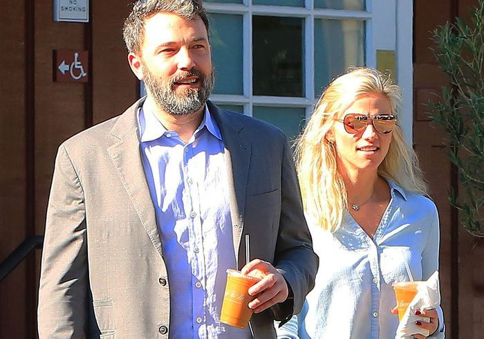 Ben Affleck et Lindsay Shookus