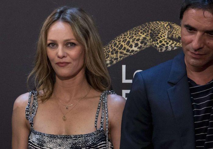 Vanessa Paradis et Samuel Benchetrit s'affichent au festival de Locarno