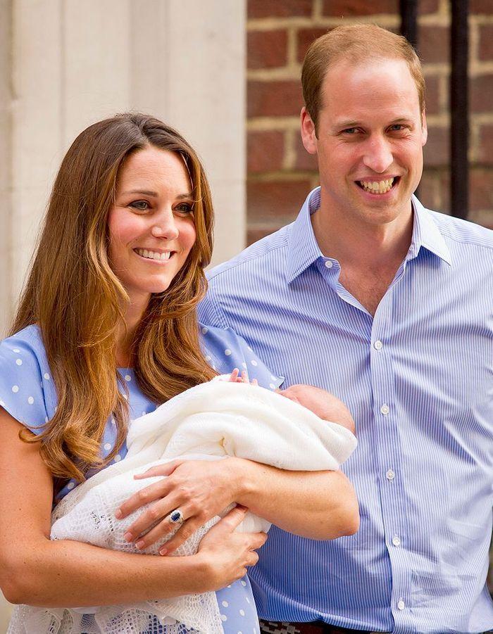 Will et Kate : revivez la première sortie du bébé royal !