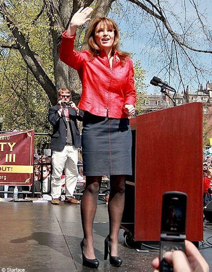 Sarah Palin photos nues