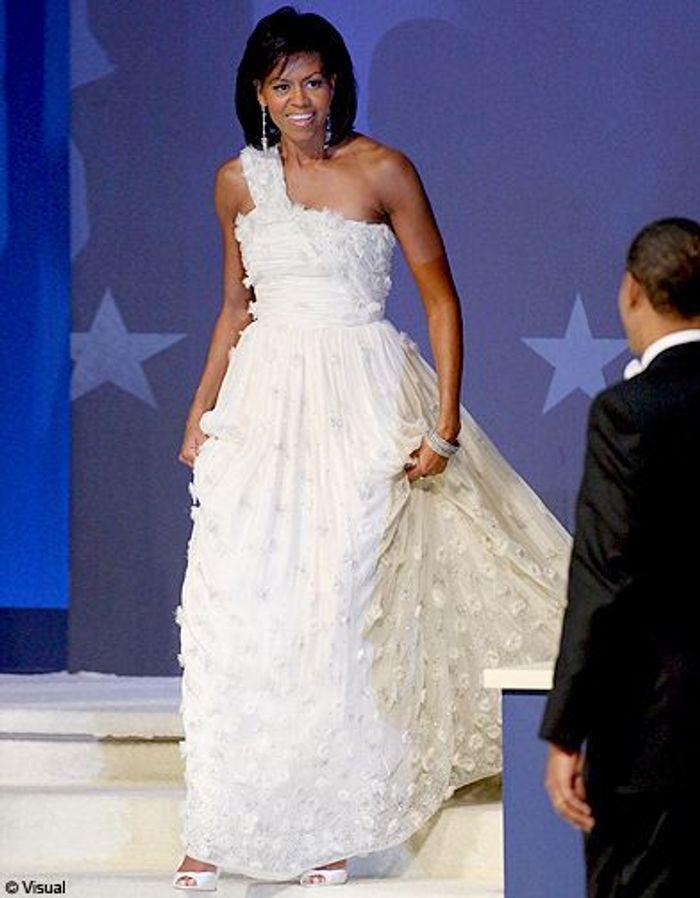 Princesse des temps modernes michelle obama comment elle a impos son sty - Maison des temps modernes ...