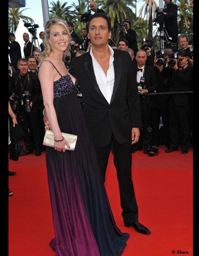 Dany brillant and his girlfriend nathalie moury la for Dans brillant