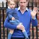 Kate Middleton : le prince George à la maternité pour rencontrer sa soeur !