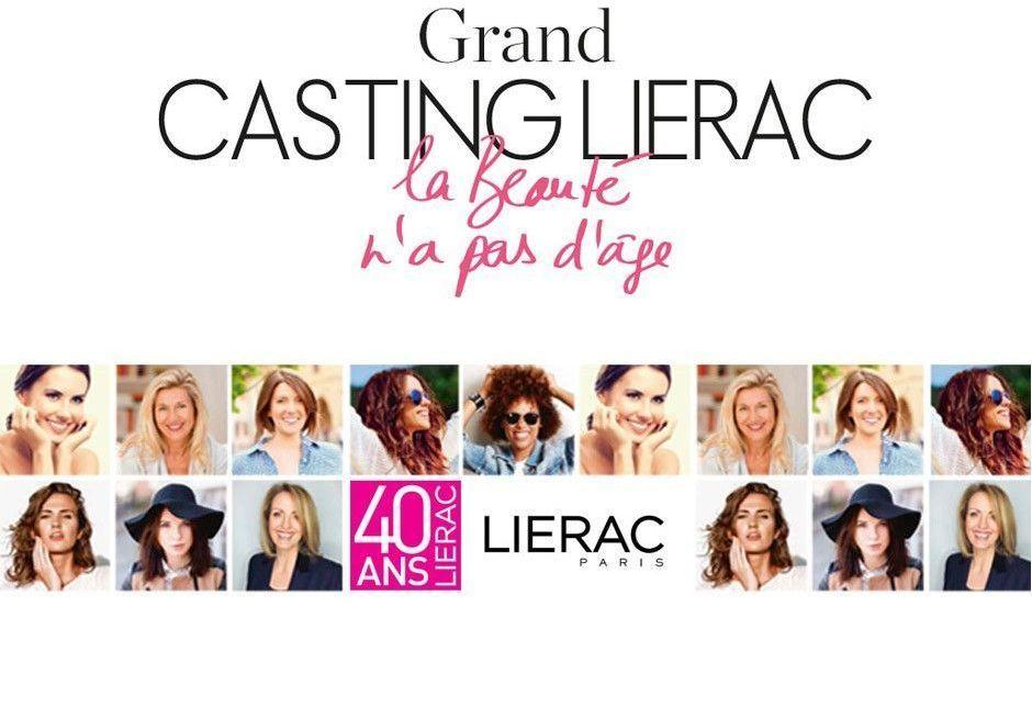 Devenez l'égérie Lierac d'un jour en participant à notre grand casting !