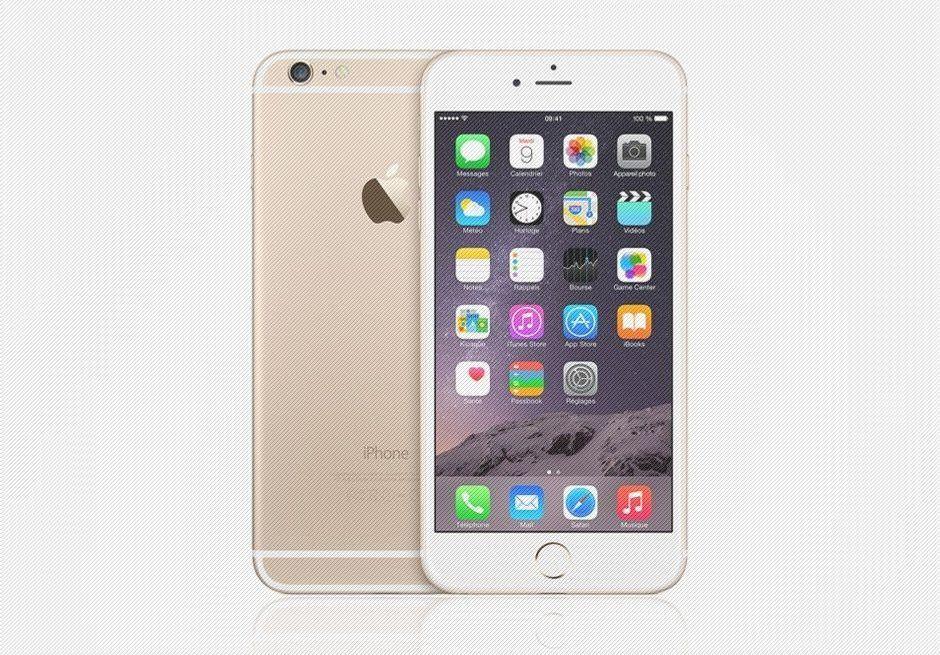 Gagnez l'iPhone 6 Plus avec ELLE & Blacklist.me