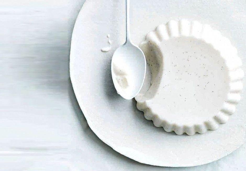 Beaux et gourmands : 17 desserts blancs