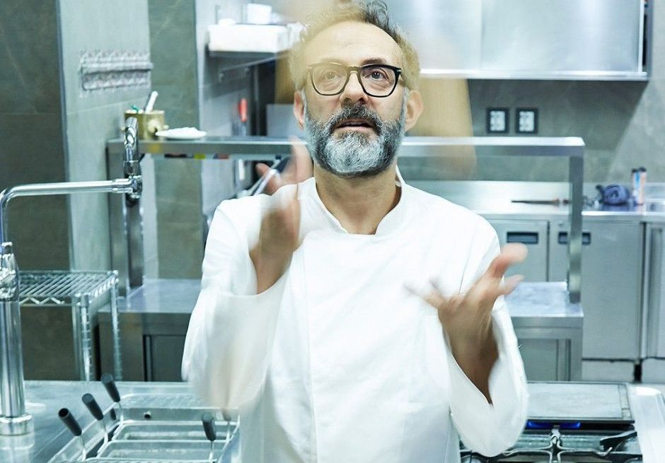 Massimo Bottura, chef de l'art Modène