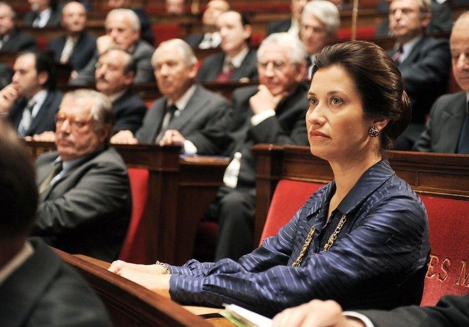Emmanuelle Devos: «Pour une nouvelle Marianne, il faudrait choisir Simone Veil»