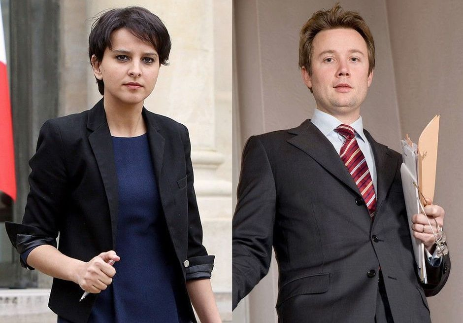 Najat Vallaud-Belkacem et Boris Vallaud, un couple à l'épreuve du pouvoir