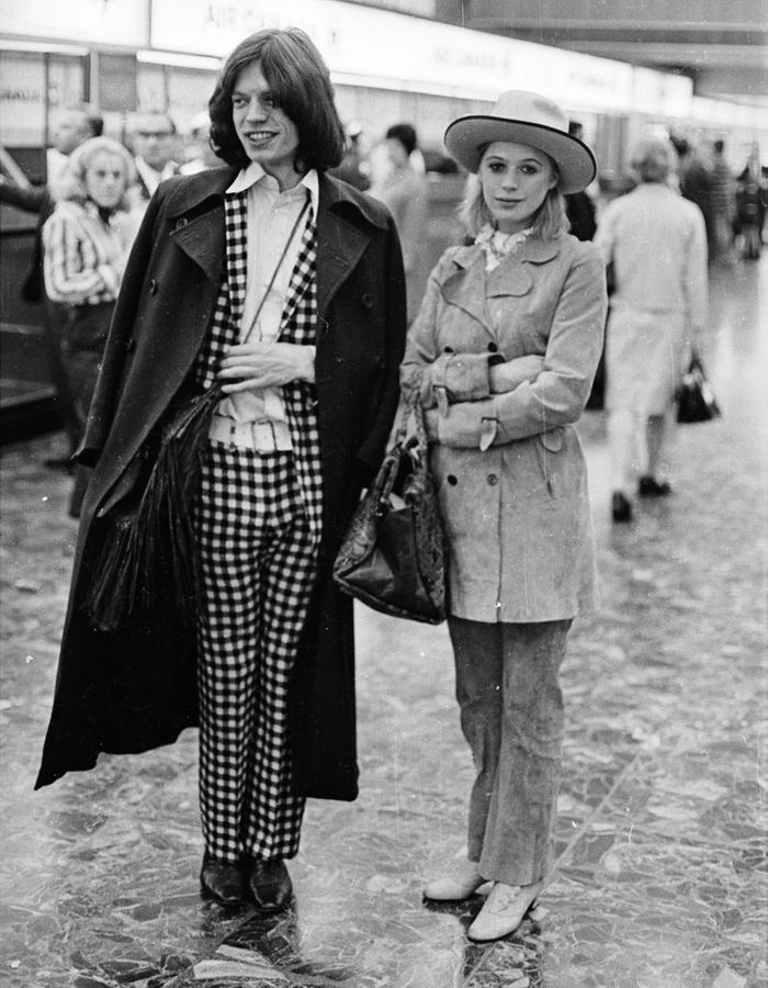 Mick Jagger - Page 2 Marianne-Faithfull