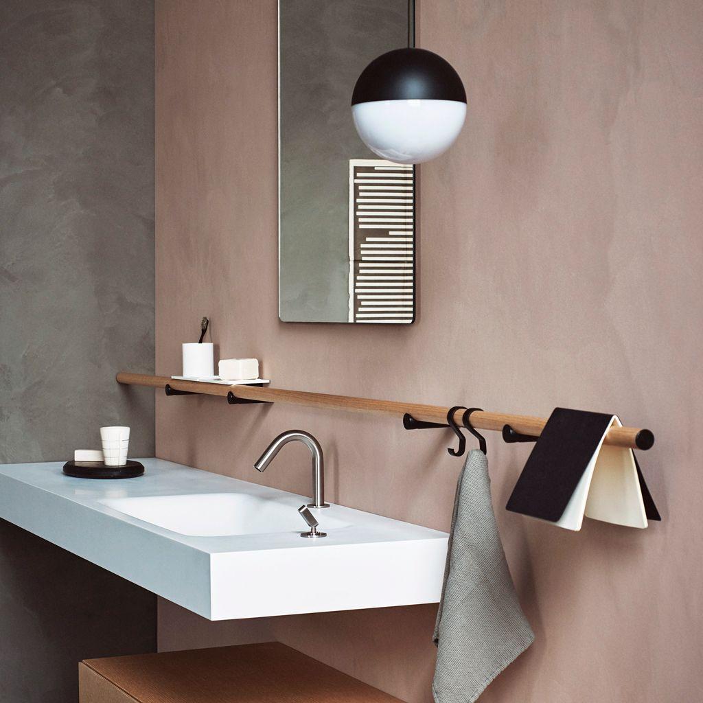 Repose Tete Baignoire Ikea tendance salle de bains : on la veut douce et minimaliste