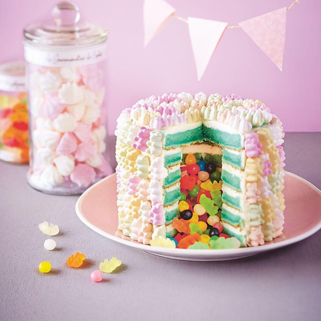 Fabriquer Une Pinata Facile Et Rapide comment faire un piñata cake : découvrez comment faire un