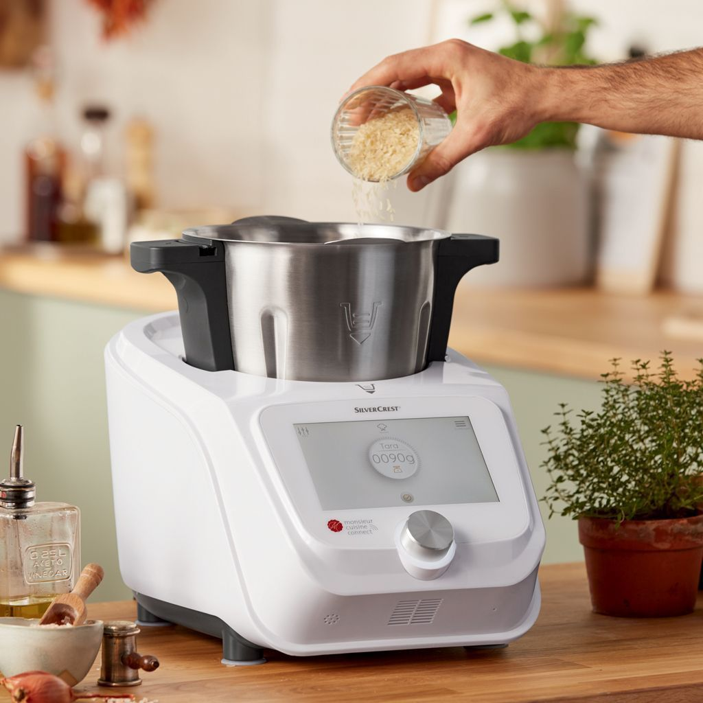 Bon Coin Robot Patissier tout savoir sur le robot monsieur cuisine connect de lidl