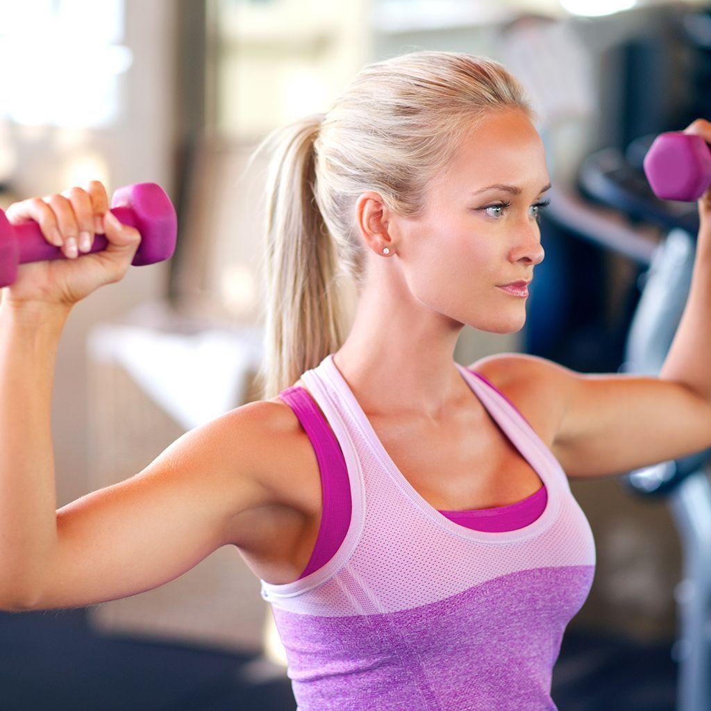 Les Meilleurs Exercices Avec Halteres Elle