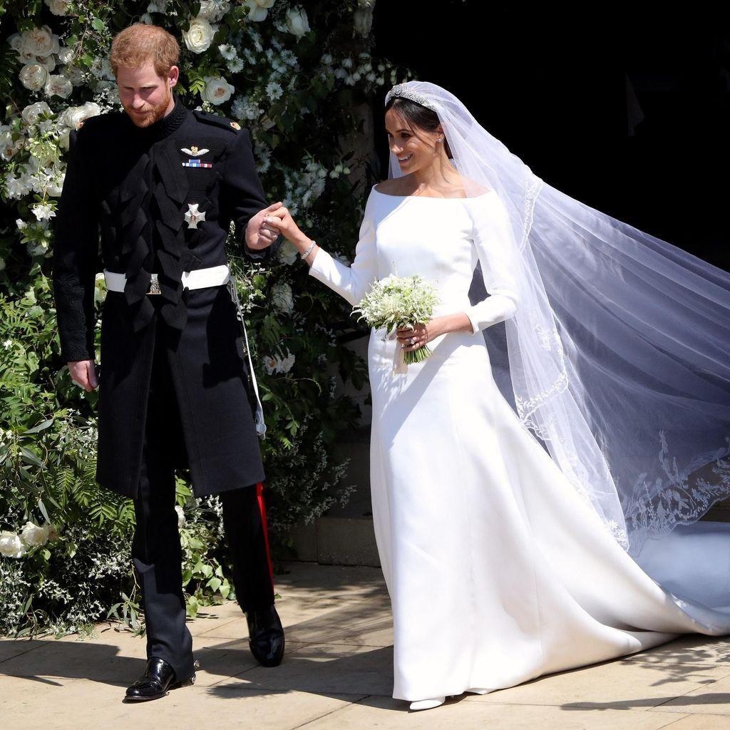On connait le prix de la robe de mariée Givenchy