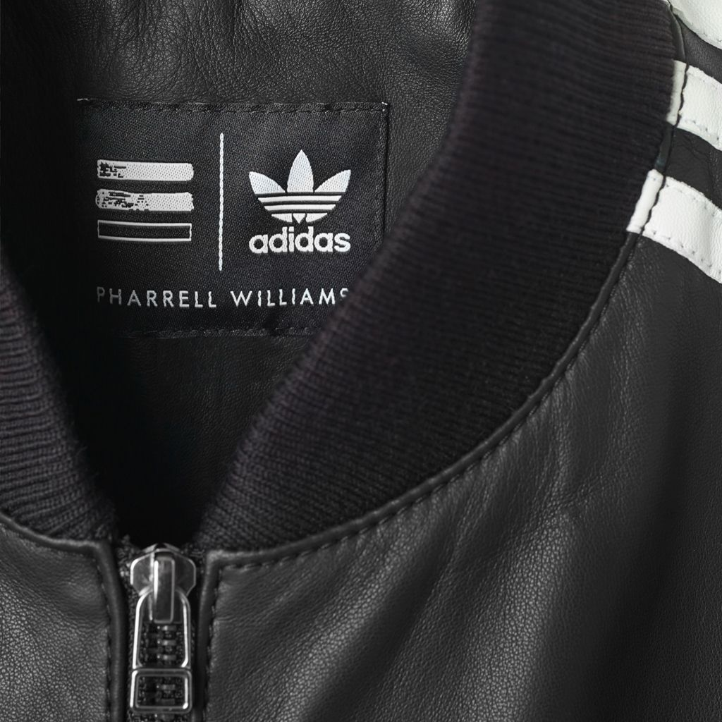 adidas Veste Pharrell Williams Lil' | Veste, Mode, Beaux