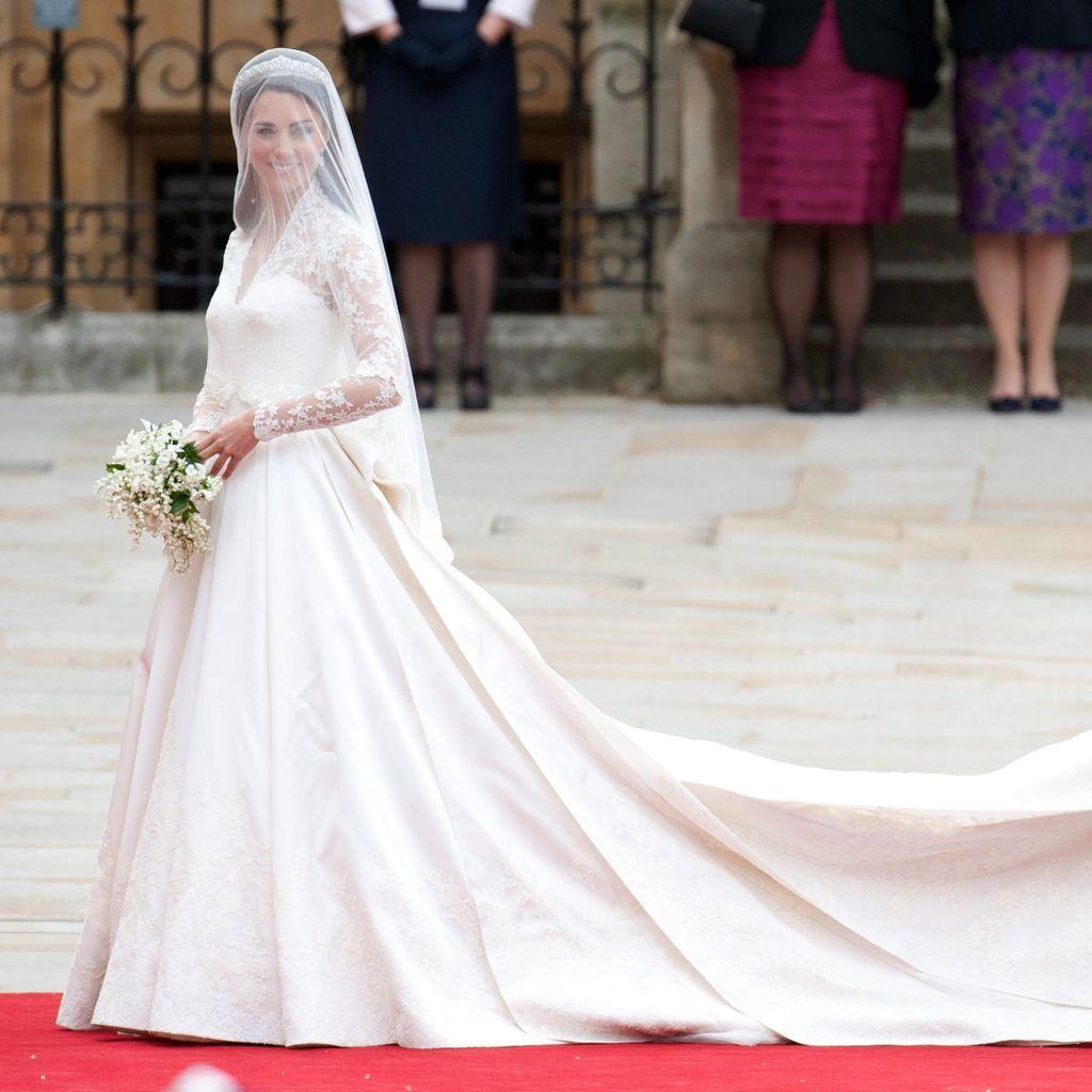 On peut s'offrir la robe de mariée de Kate