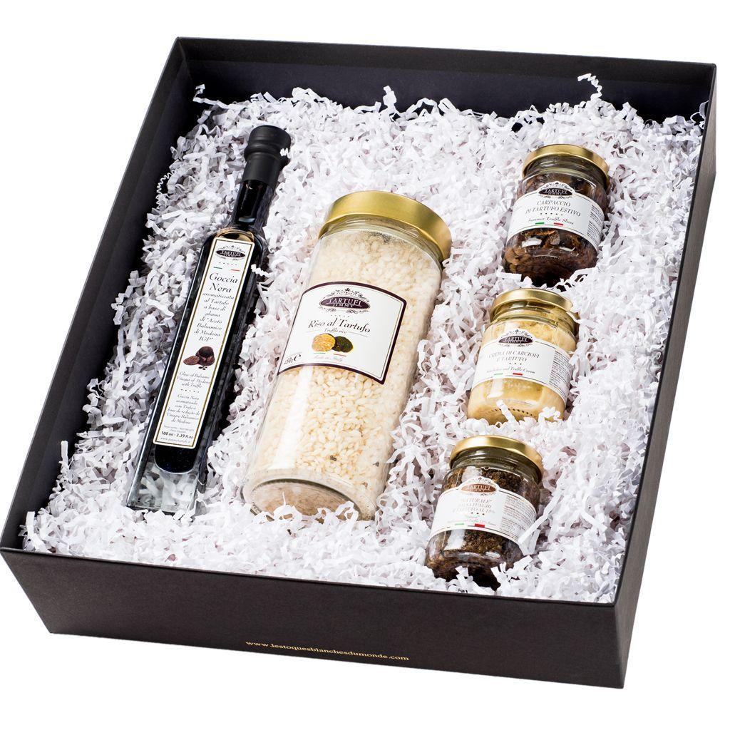 Idée Box Cadeau Le coffret 100% truffe, notre idée cadeau gourmand de Noël   Elle