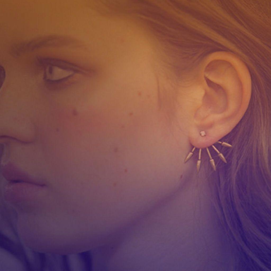 derriere de boucle d'oreille
