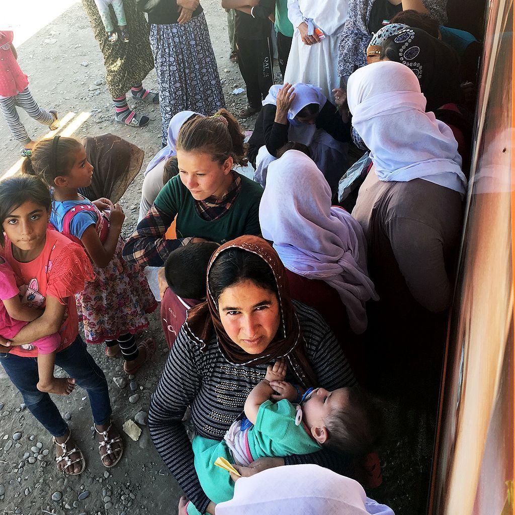rencontre femme irakienne)