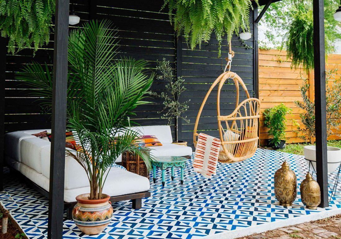 Décorer Un Mur De Jardin déco : les tendances de l'été repérées sur pinterest - elle