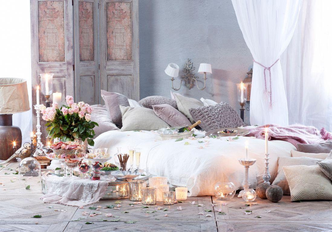 Saint-Valentin : créez une ambiance romantique sans chichis - Elle