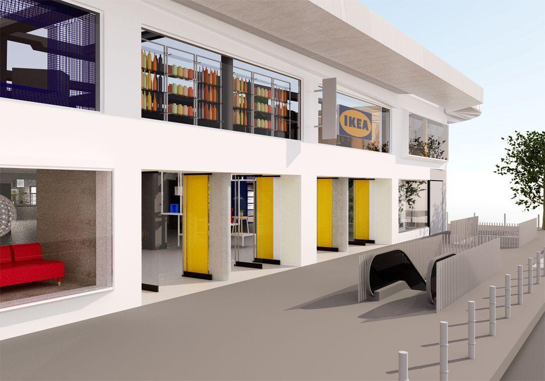 Peau De Mouton Grise Ikea ikea ouvre un magasin au coeur de paris le 6 mai prochain et