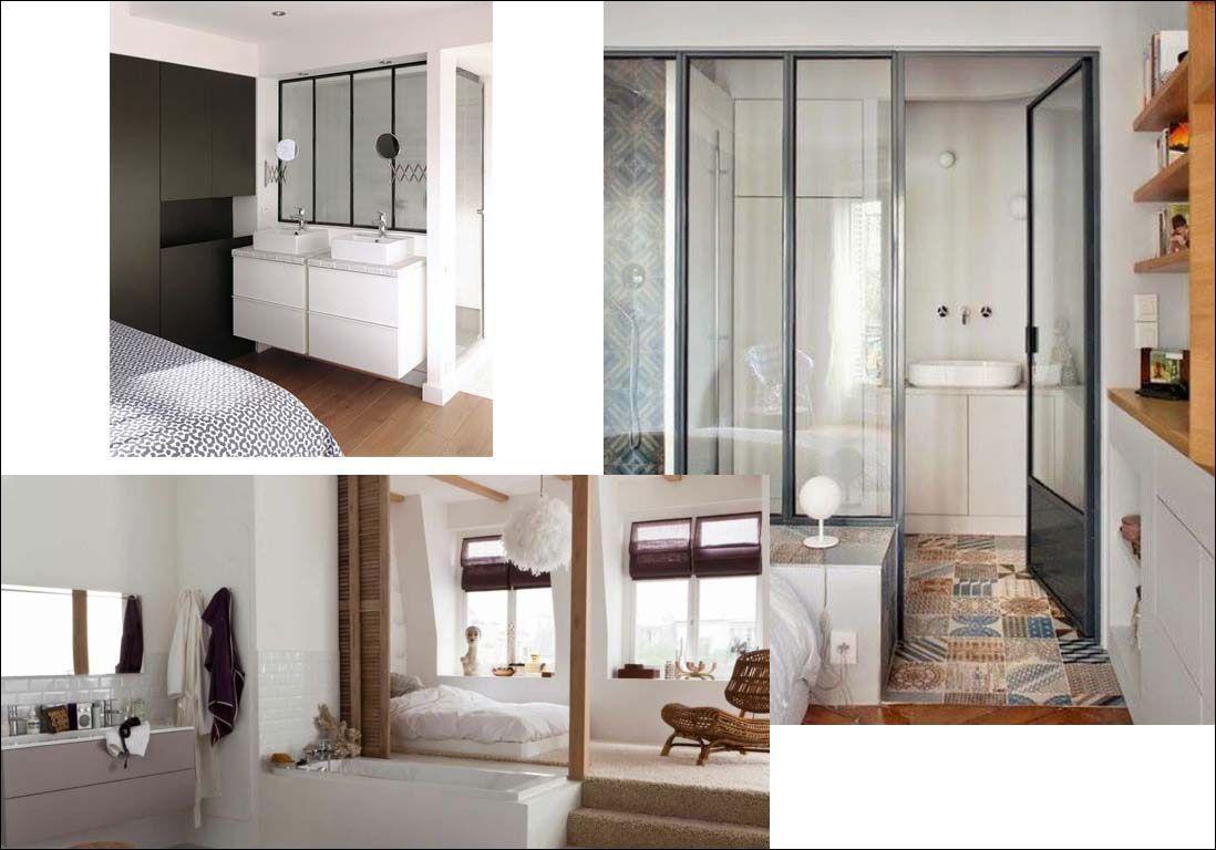 Créer Une Salle D Eau salle de bains suite parentale : comment aménager une salle