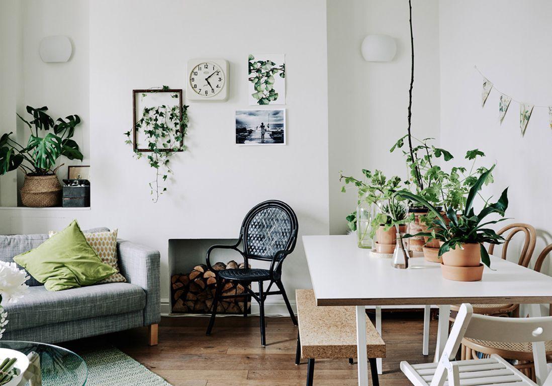 Salon salle à manger : comment créer un coin salle à manger dans