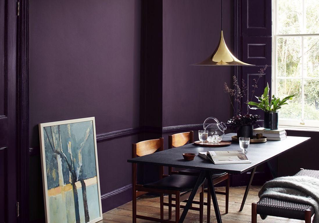 Décoration Mauve Et Gris le violet, une couleur has been ou à oser en déco ? - elle