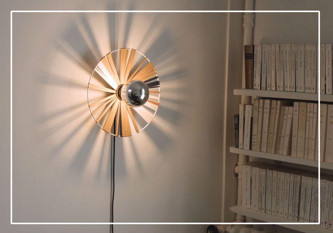 Comment Fabriquer Une Applique Murale comment fabriquer une belle lampe en tissu - elle décoration